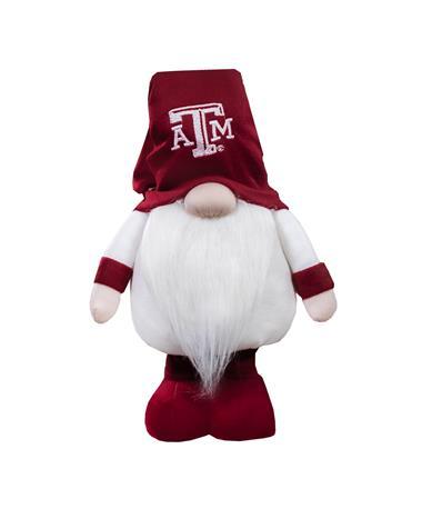 Texas A&M Winter Gnome Mascot