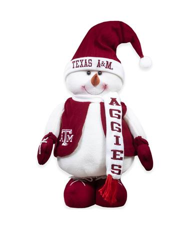 Texas A&M Frosty Mascot