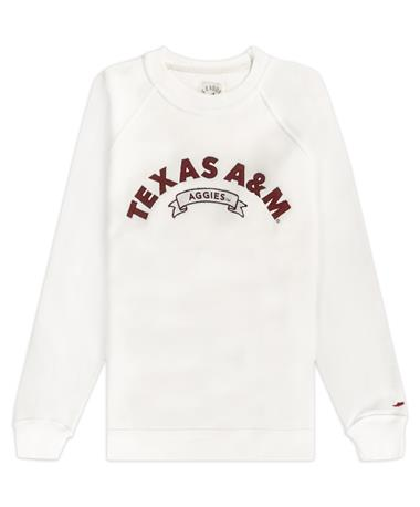 Texas A&M League Academy 2020 Crew Sweatshirt