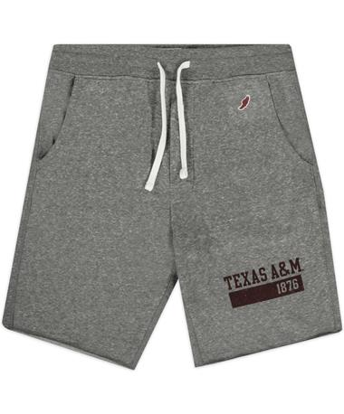 Texas A&M Triblend Jogger Shorts