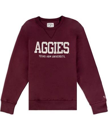 Texas A&M League 2020 Stadium Crew Sweatshirt