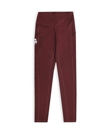 Texas A&M Kadyluxe iLeggings