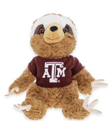 Texas A&M Cuddle Buddy Sloth