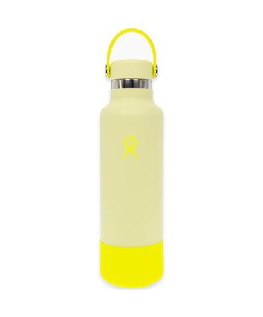 Prism Pop Limited Edition 21oz  Neon Yellow Hydro Flask Bottle
