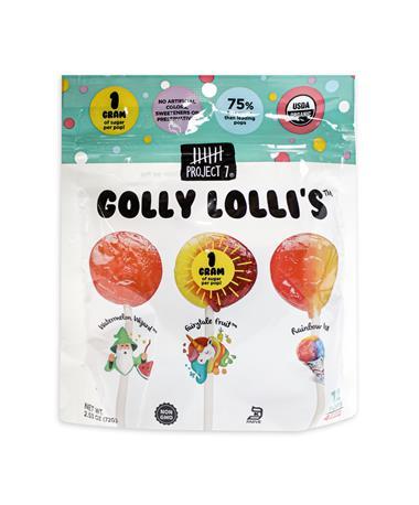 Golly Lolli's Lollipops