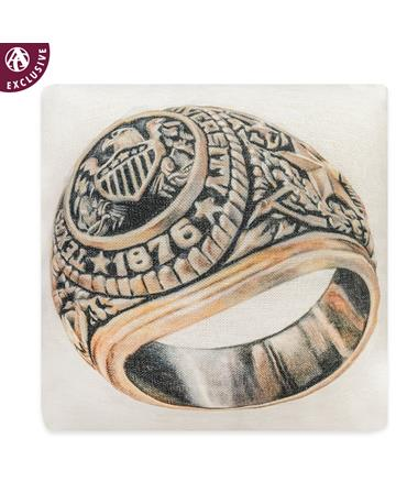 Texas A&M Aggie Ring Pillow