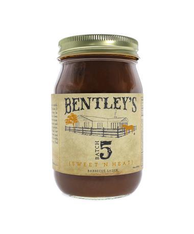 Bentley's Batch 5 Sweet 'N Heat BBQ Sauce