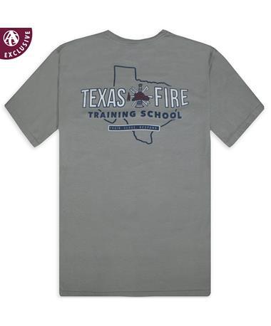 Texas Fire Training School Tee