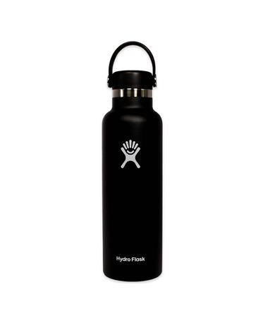Black 21oz. Hydro Flask