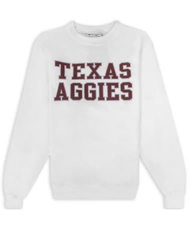 Texas A&M Aggies Champion Powerblend Crewneck
