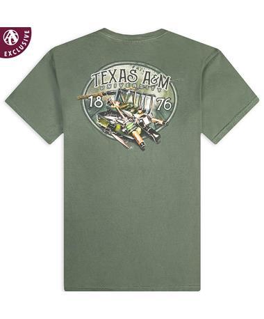 Texas A&M Tackle Box Stuff T-Shirt