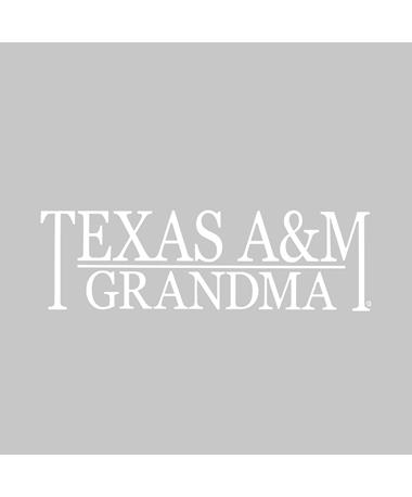 Texas A&M Grandma Vinyl Decal