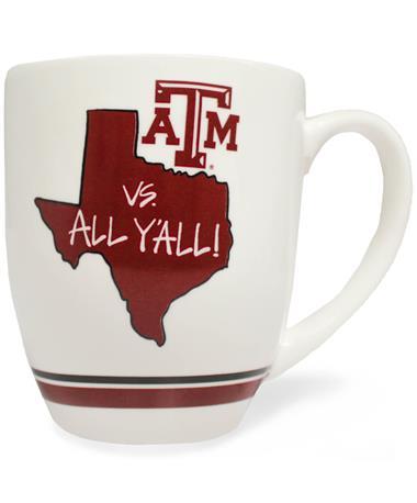 Texas A&M State Mug