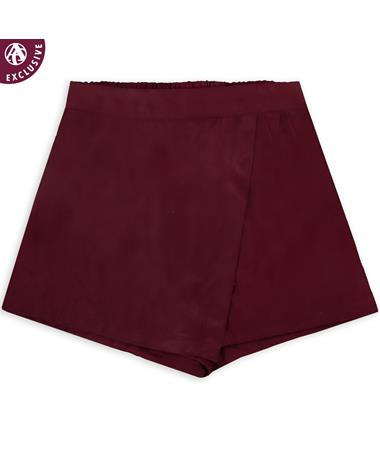 Maroon Gameday Skort