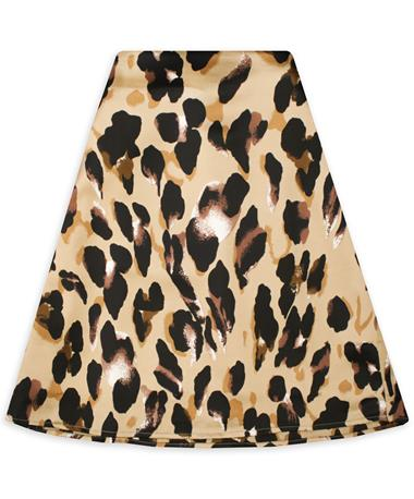 Wishlist Jaguar Print Skirt