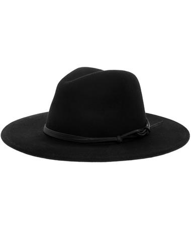 Wyeth Billie Black Fashion Cowgirl Hat