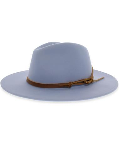 Wyeth Billie Sky Blue Fashion Cowgirl Hat