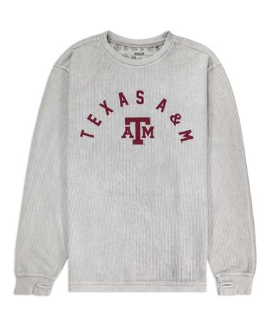 Texas A&M Pacey Corduroy Pullover