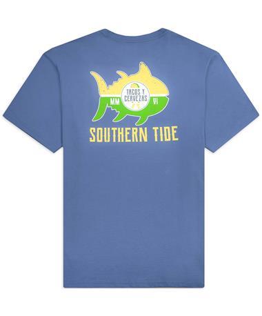 Southern Tide Tacos Y Cervezas T-Shirt