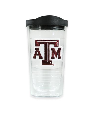 Texas A&M 16oz. Plastic Tervis Tumbler