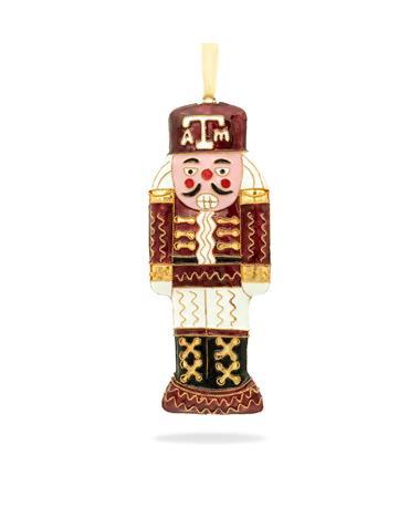 Texas A&M Kitty Keller Nutcracker Ornament
