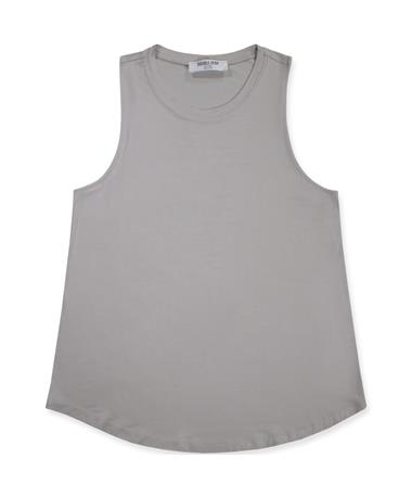 Sleeveless Swing Top