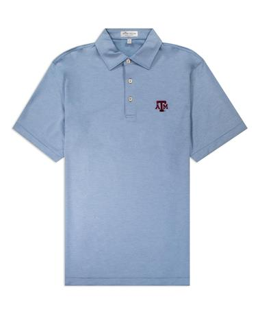 Texas A&M Peter Millar Jubilee Performance Polo