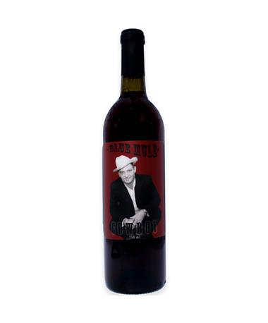 IN STORE PICKUP OR LOCAL DELIVERY ONLY: Blue Mule Winery Cowboy Rosé Semi Sweet Wine