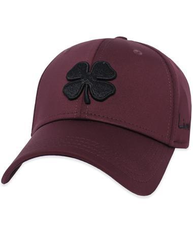 Maroon Premium Black Clover 39 Hat