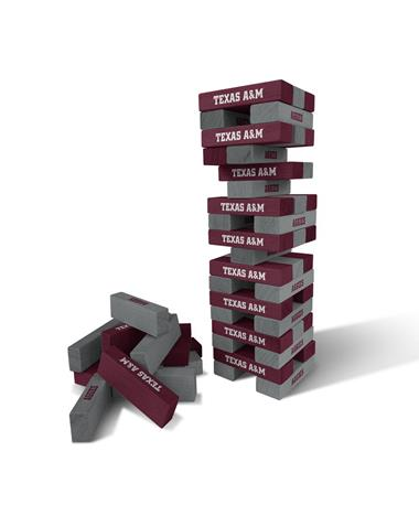 Texas A&M Aggies Stacker Blocks
