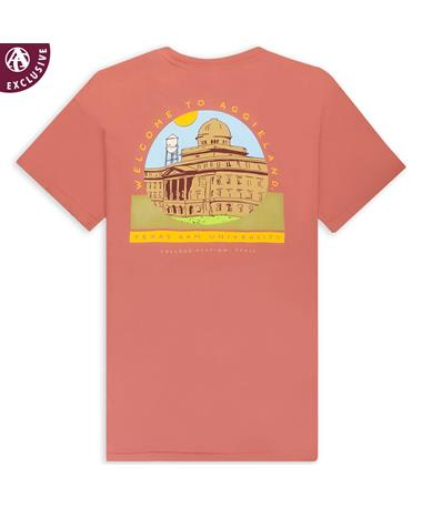 Texas A&M Academic Aggieland T-Shirt