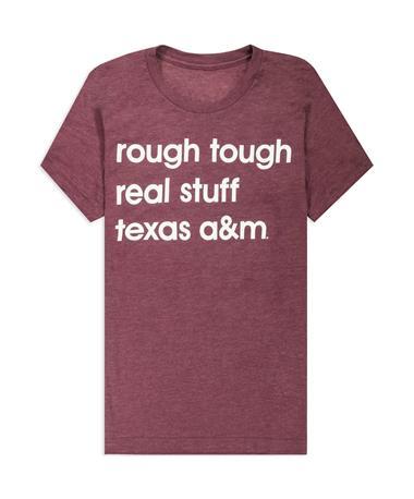 Texas A&M Anthem Tee