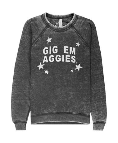 Texas A&M Gig 'Em Aggies All Star Pullover