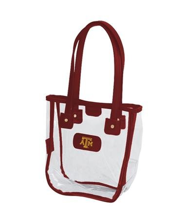 Texas A&M Jon Hart Maroon Game Day Tote
