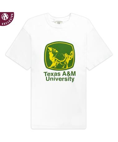 Texas A&M Tractor T-Shirt