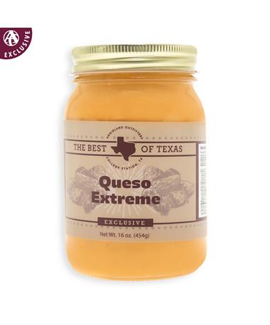 The Best of Texas Queso Extreme Dip