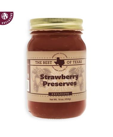 The Best of Texas Strawberry Preserves