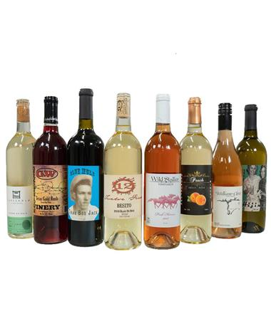 IN STORE PICKUP OR LOCAL DELIVERY ONLY: Zoom Happy Hour Wine Bundle