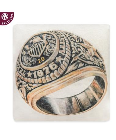 Texas A&M Aggie Ring '20 Pillow