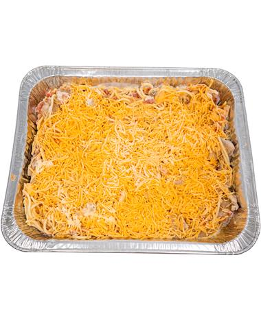 Royers Chicken Spaghetti Casserole