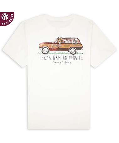 Texas A&M Coming and Going T-Shirt