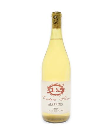 IN STORE PICKUP OR LOCAL DELIVERY ONLY: 12 Fires Albarino 2017 Wine
