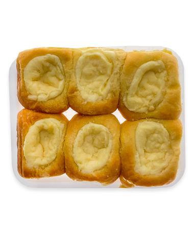 Weikel's Bakery Cream Cheese Kolache 6-Pack