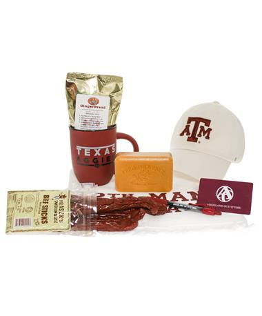 The Gig 'Em Care Package