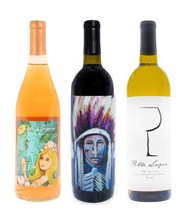 IN STORE PICKUP OR LOCAL DELIVERY ONLY: Pelle Legna Wine Bundle