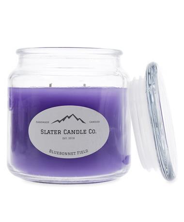 Bluebonnet Slater Candle