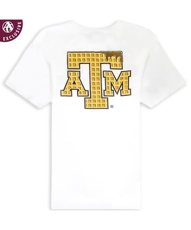 Texas A&M Aggies Waffle T-Shirt