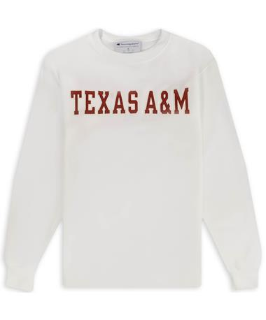 Texas A&M Champion Vintage Powerblend Pullover