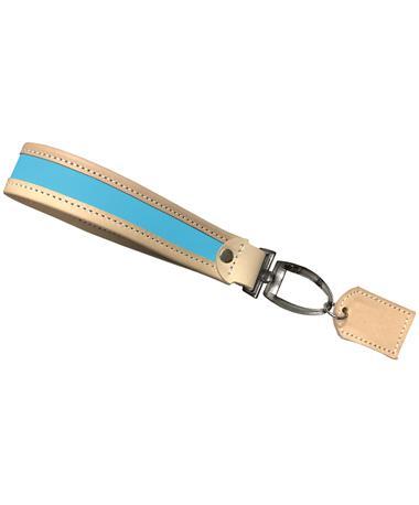Jon Hart Ocean Blue Pearl Keychain
