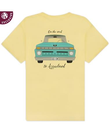 Texas A&M Aggies On The Road To Aggieland T-Shirt